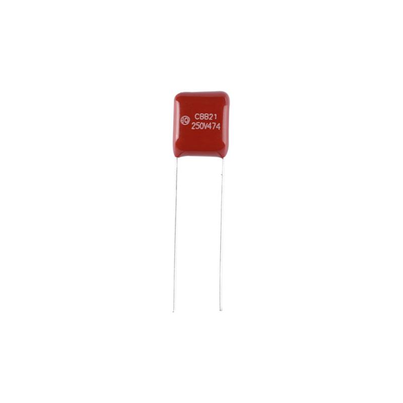 CBB18/CBB13 箔式无感聚丙烯膜电容器