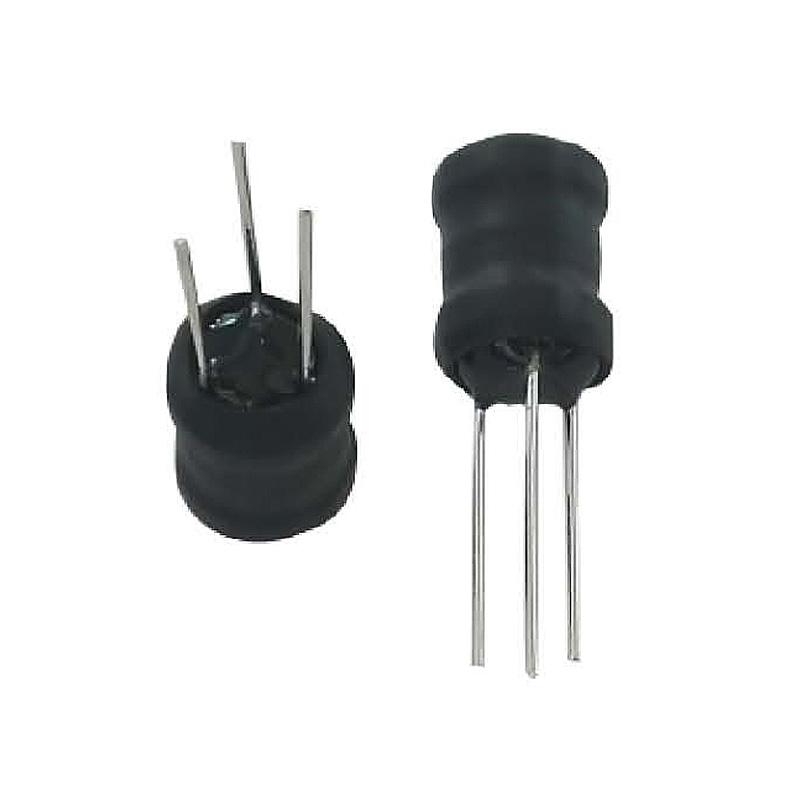 三脚共膜工字型电感
