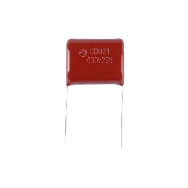 CBB81型高压金属化/箔式聚丙烯膜电容器