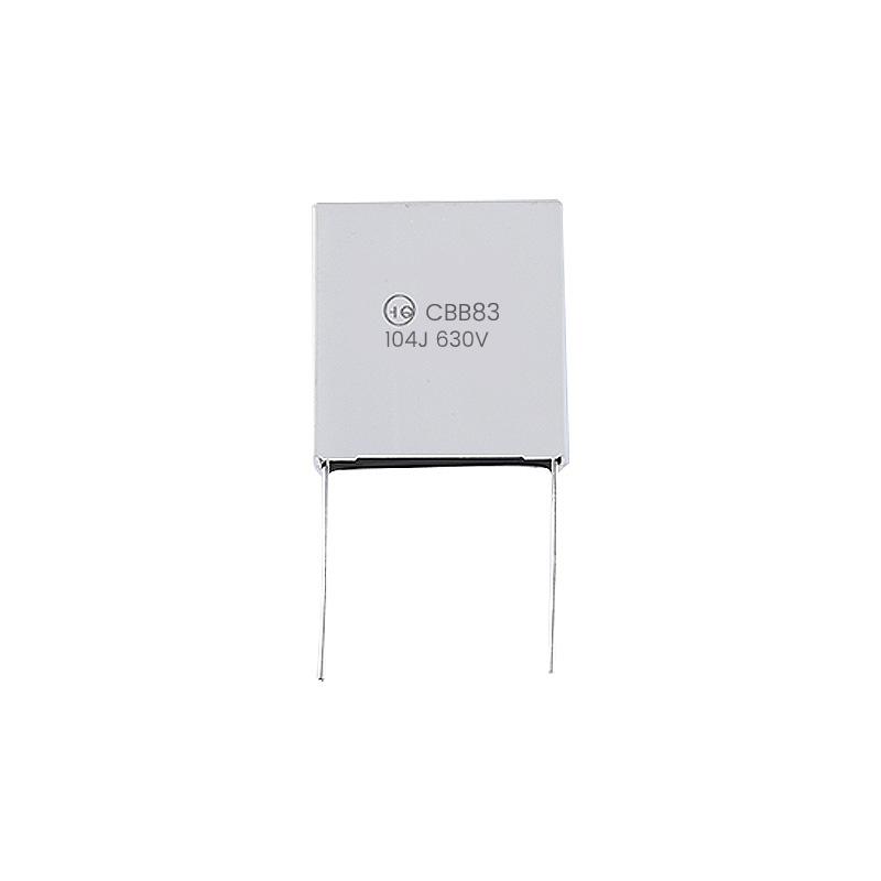 CBB83 型塑壳双面金属化薄膜电容器