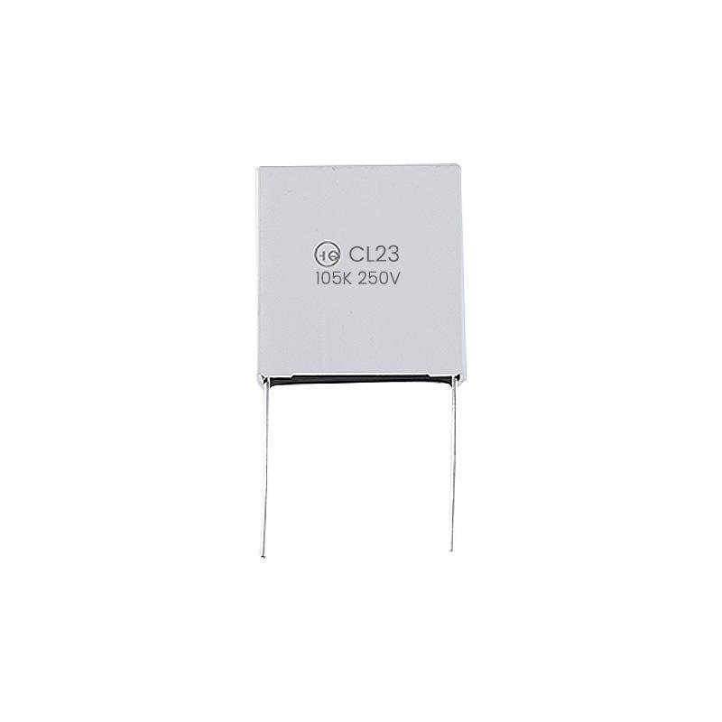 CL23型塑壳金属化聚酯膜电容器